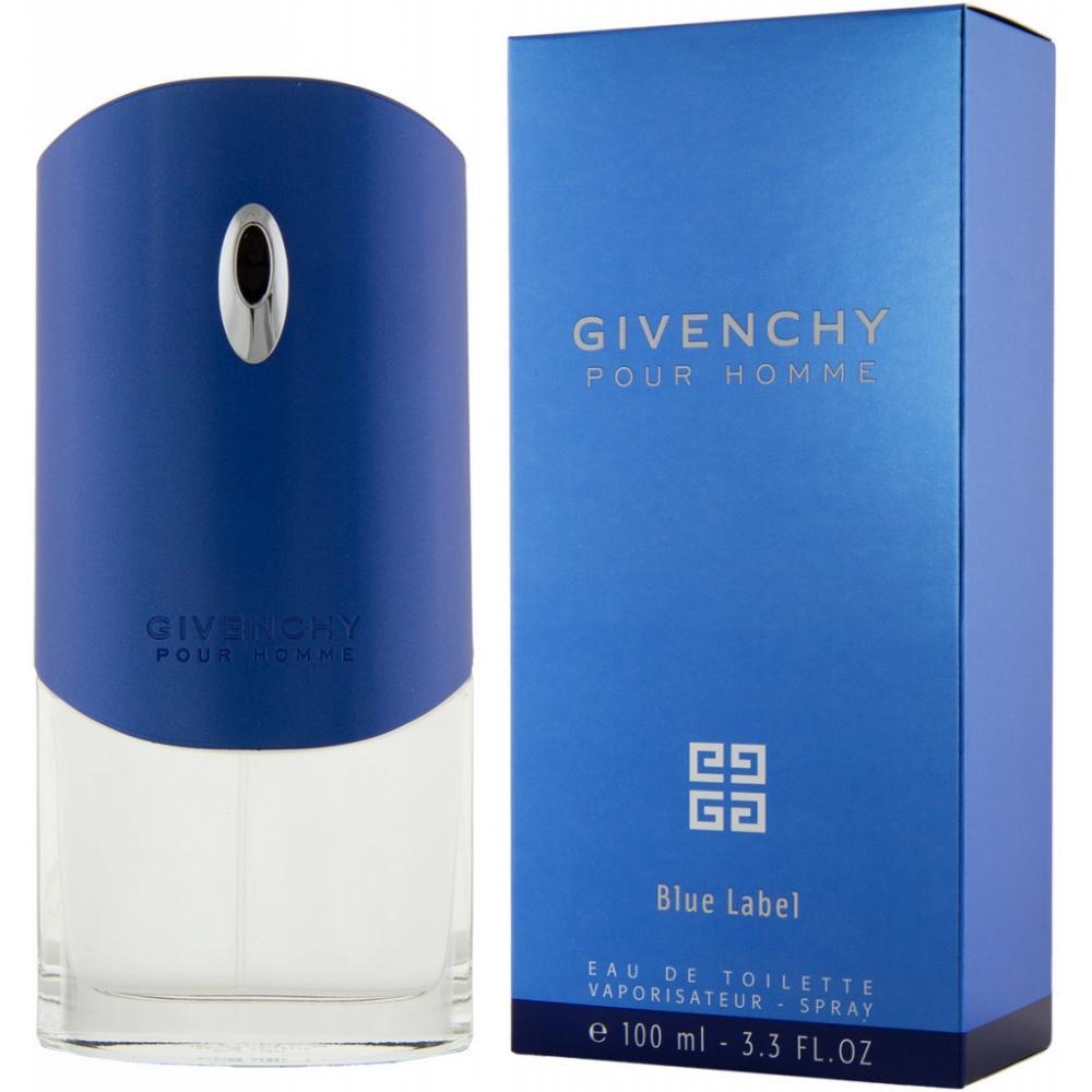 GIVENCHY Pour Homme Blue Label Toaletní voda 100 ml