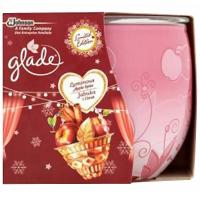GLADE by Brise svíčka 120 g skořice/jablko