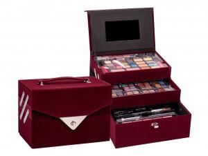 MAKEUP TRADING Beauty Case Velvety Dekorativní kazeta 78,3 g