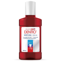 GLUCADENT+ Dentio ústní voda 250 ml