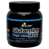 OLIMP SPORT NUTRITION Glutamine Mega Caps 1400  - 300 kapslí