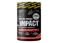 GOLDNUTRITION Pre-workout impact vodní meloun 400 g