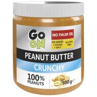 GO ON! Arašídové máslo s kousky arašídů 500 g