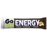 GO ON! Energetická tyčinka oříšek karamel 50 g
