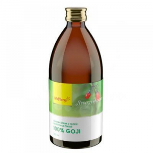 WOLFBERRY Goji šťáva 250 ml BIO