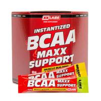 XXLABS BCAA Maxx Support příchuť pomeranč - limetka 620 g