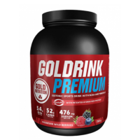 GOLDNUTRITION Gold drink premium lesní směs 750 g