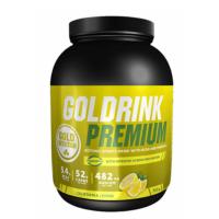 GOLDNUTRITION Gold drink premium limetka 750 g