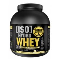 GOLDNUTRITION Iso hydro whey protein vanilka 2000 g