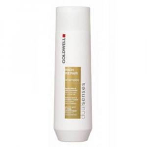 Goldwell Dualsenses Rich Repair Shampoo  250ml Šampon pro suché a lámavé vlasy