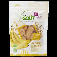 GOOD GOUT Banánové polštářky BIO 50 g
