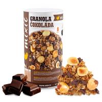 MIXIT Granola z pece Čokoláda a lískové ořechy 570 g