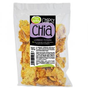 GREEN APOTHEKE Chipsy s dýňovou moukou 100 g
