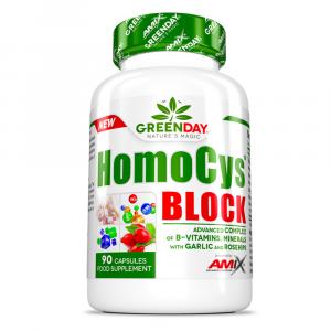 GREENDAY HomoCys block 90 kapslí