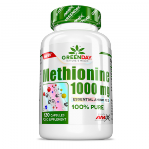 GREENDAY Methionine 1000 mg 120 kapslí