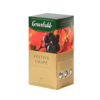 GREENFIELD Herbal festive grape 1+1 ZDARMA