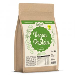 GREENFOOD NUTRITION Vegan protein vanilka 750 g