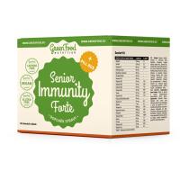 GREENFOOD NUTRITION Senior Immunity Forte SeniorVit 60 kapslí a Vegan Omega 3,6,9 60 kapslí + PILLBOX