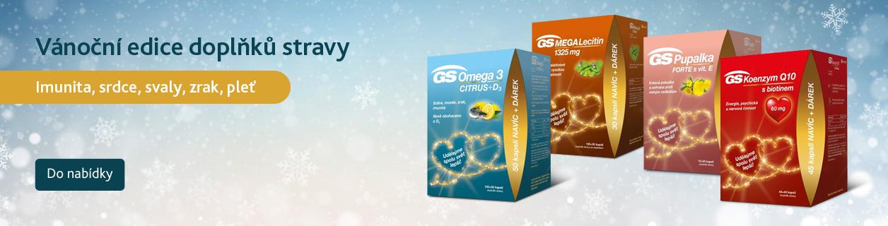 GS vánoční edice