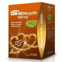 GS MEGALecitin 1325 mg 100+30 kapslí EDICE 2020