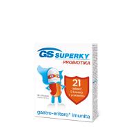 GS Superky probiotika 30 + 10 kapslí VÝHODNÉ balení