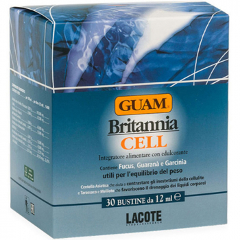 GUAM Britannia cell 30 sáčků