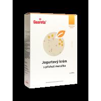 GUARETA Jogurtový krém s příchutí meruňky 3 porce