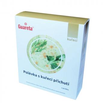 GUARETA polévka s kuřecí příchutí v prášku 3x 55 g