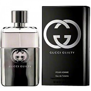GUCCI GUILTY BLACK pour Homme Edt.spray 90ml