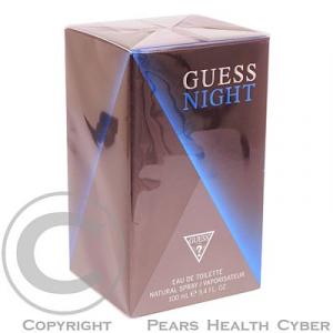 GUESS Night Toaletní voda 100 ml