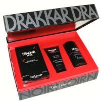 Guy Laroche Drakkar Noir Toaletní voda 100ml Edt 100ml + 75ml deo stick + 50ml sprchový gel