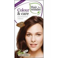 HAIRWONDER Dlouhotrvající barva BIO – čokoládová hnědá 5.35 – 100 ml