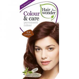 HAIRWONDER Dlouhotrvající barva – mahagon 5.5 – 100 ml