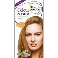 HAIRWONDER Dlouhotrvající barva BIO – středně zlatá blond 7.3 – 100 ml