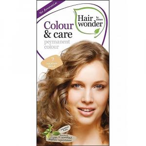 HAIRWONDER Dlouhotrvající barva BIO – středně blond 7 – 100 ml