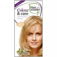 HAIRWONDER dlouhotrvající barva bio světlá blond 8 100 ml