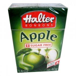HALTER bonbóny Apple 40g (jablka)