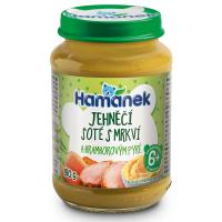 HAMÁNEK Jehněčí soté s mrkví a bramborovým pyré 190 g