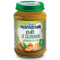 HAMÁNEK Kuře se zeleninou a bramborovým pyré 190 g