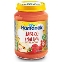 HAMÁNEK Malina s jablky 190 g