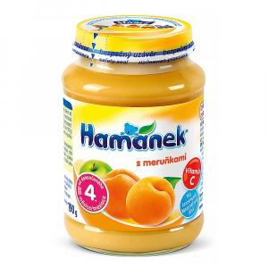 HAMÁNEK s meruňkami 190 g