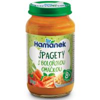 HAMÁNEK Špagety s boloňskou omáčkou 230 g