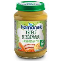 HAMÁNEK Telecí se zeleninou a bramborovým pyré 190 g