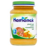 HAMÁNEK Jehněčí soté s mrkví a bramborovou kaší 190 g