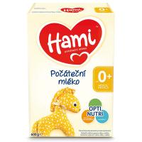 HAMI 0+ Počáteční kojenecké mléko od narození 600 g