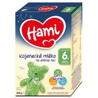 HAMI Kojenecké mléko 6+ Na dobrou noc 600 g