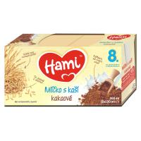HAMI Mlíčko s kaší Kakaové 500 ml