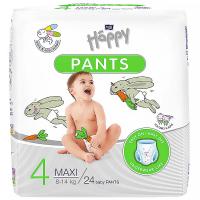 BELLA HAPPY Pants Maxi natahovací plenkové kalhotky 24 ks