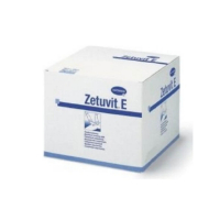 HARTMANN Zetuvit E Nesterilní savé kompresy 10x20 cm 50 kusů
