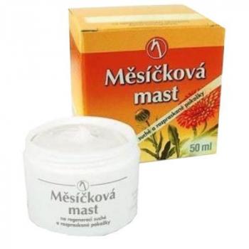 HERBACOS Mast měsíčková 50 ml
